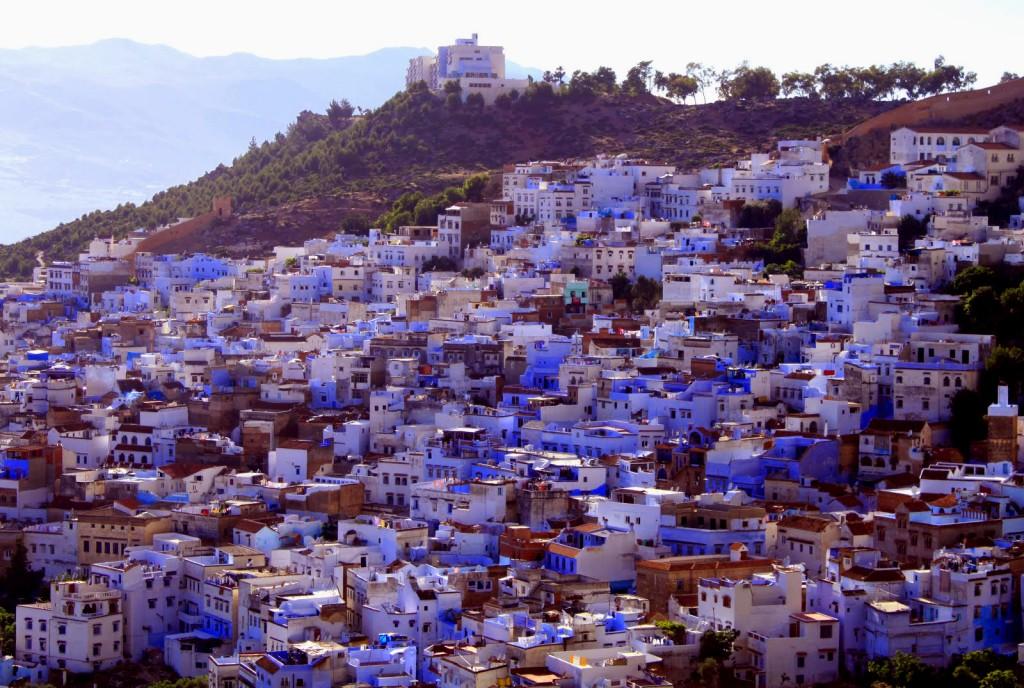 Intalnirea femeii din Maroc