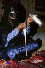 bedouin women oman
