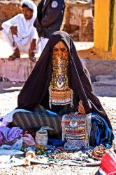bedouin women sinai