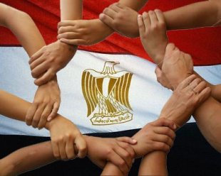 egyptian-flag-hands