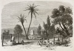 15181295-djema-sah-ridj-old-view-algeria-created-by-duhousset-published-on-le-tour-du-monde-paris-1867